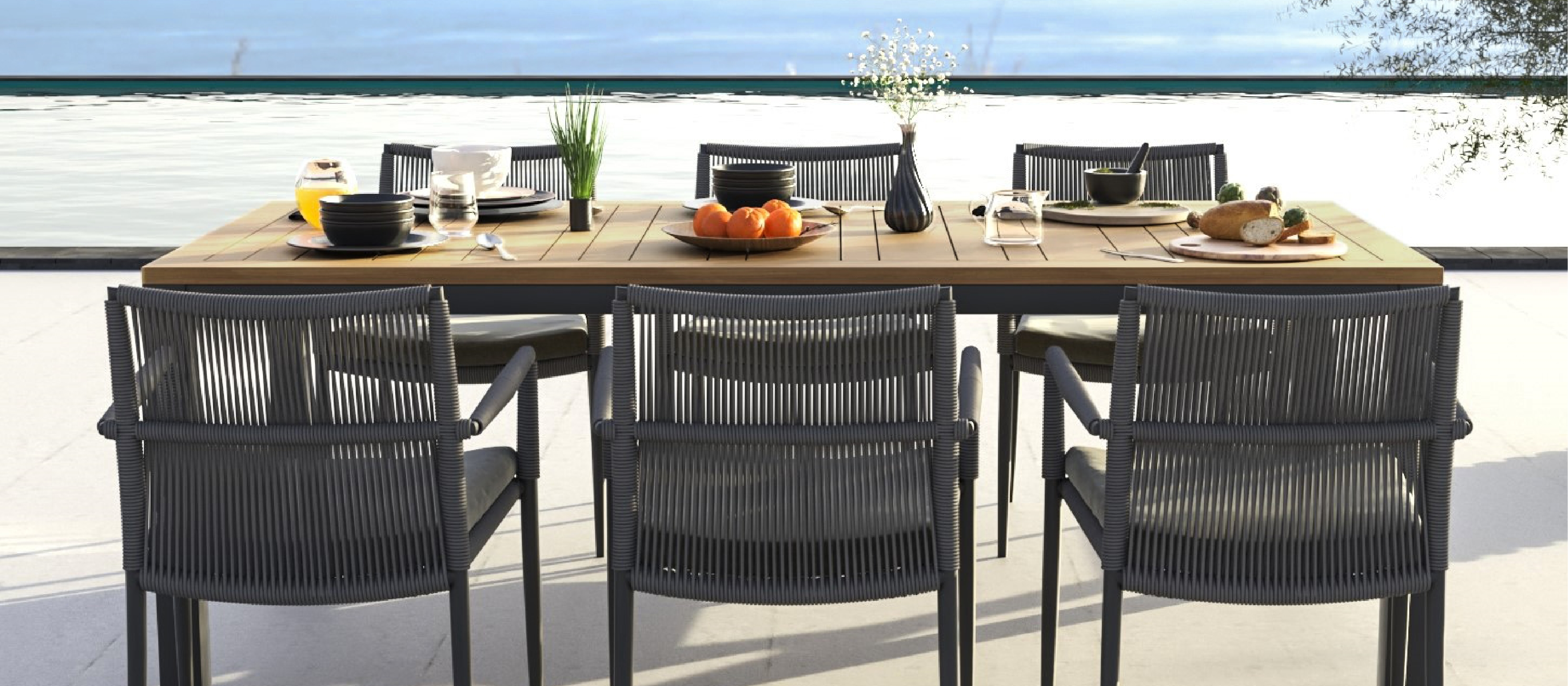 Guide to Buy A Perfect Outdoor Dining Set